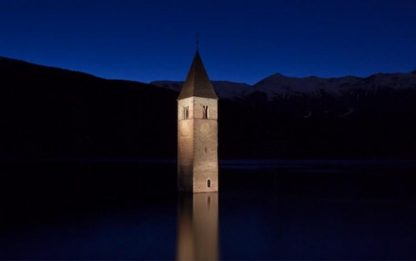 Cinema: Lago di Resia in gara per location europea 2020