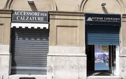 Commercio: Trentino, in un anno chiusi 108 negozi