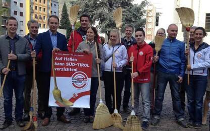 Alto Adige: vilipendio tricolore, Cassazione condanna Klotz