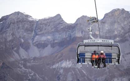 Regioni alpine,skipass solo per clienti hotel e seconde case