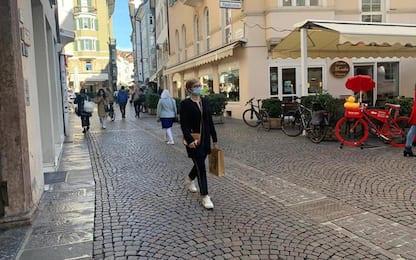 Covid: riaprono scuole medie e negozi in Alto Adige
