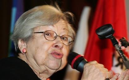 Covid: Lidia Menapace ricoverata in gravi condizioni