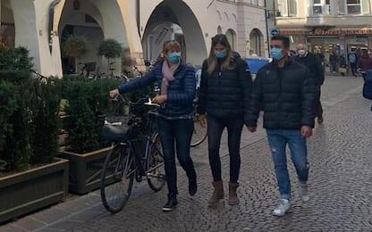 Covid: da domani maggiore libertà di movimento in Alto Adige