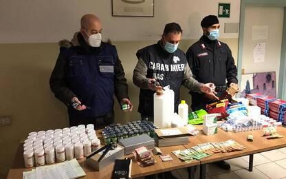 Doping: scoperto a Bolzano un laboratorio clandestino