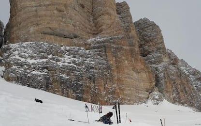 Ritrovato sotto una valanga il 27enne disperso in Trentino