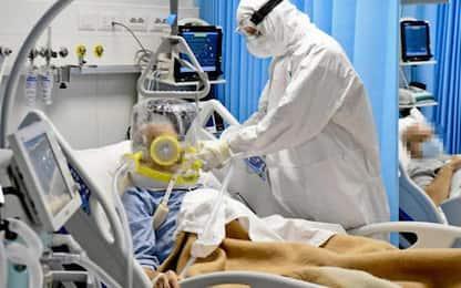 Covid: 5 decessi in Trentino, 46 ricoveri in rianimazione