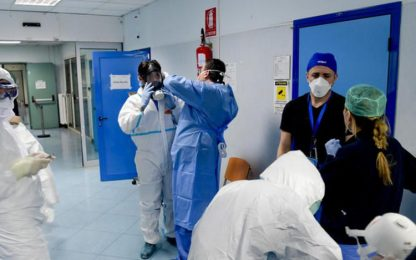 Covid: 4 decessi in Trentino, 42 persone in rianimazione