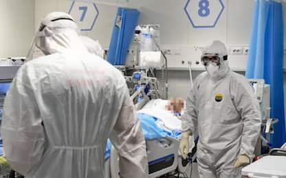 Covid: in Trentino 7 decessi e 36 persone in rianimazione