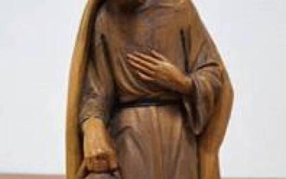 Ritrovata statua lignea rubata nella chiesa di Cologna