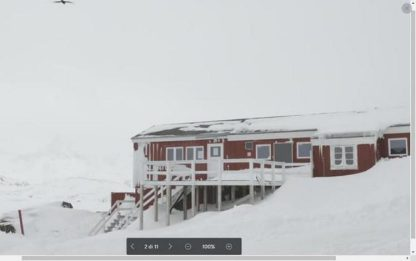 Cinema: Groenlandia Paese ospite al Trento Film Festival