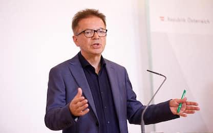Ministro della sanità austriaco si dimette, 'sono esaurito'