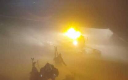 Scialpinista sorpreso da bufera, soccorso nella notte