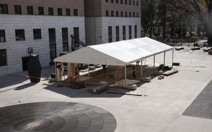 Covid: 'tamponci' gratuiti per i provinciali a Bolzano