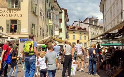 Turismo: Bolzano rilancia green pass altoatesino