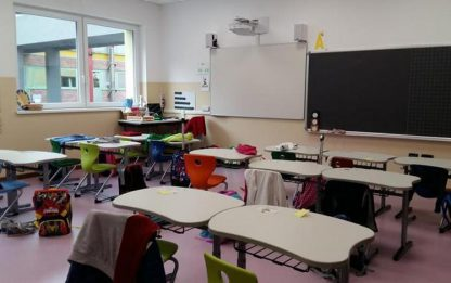 Covid: scuole di lingua italiana partecipano allo screening
