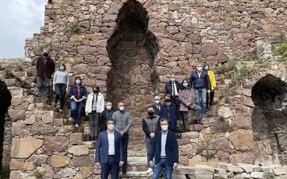 Incontro storico tra Giunte comunali di Trento e Lavis