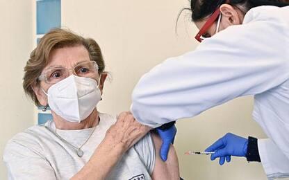 Covid: immunizzato l'80% degli over 80 in Alto Adige