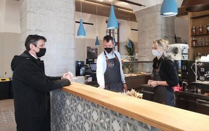 Manifattura Tabacchi, aperta nuova caffetteria