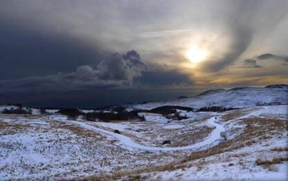Ritrovato anziano bloccato di notte dalla neve in Lessinia