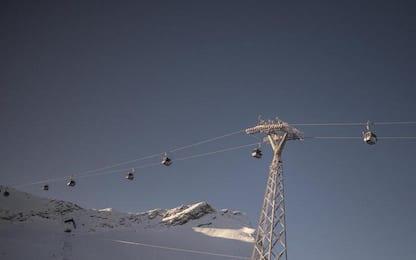 Covid: Austria, -90% per impianti sci nonostante aperture