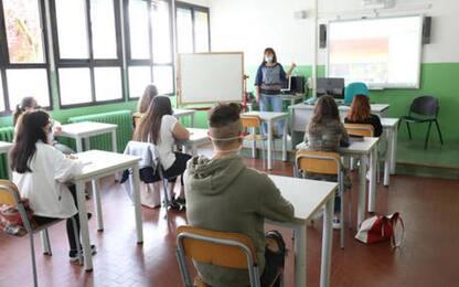 Scuola: in Trentino seconde superiori in presenza al 100%