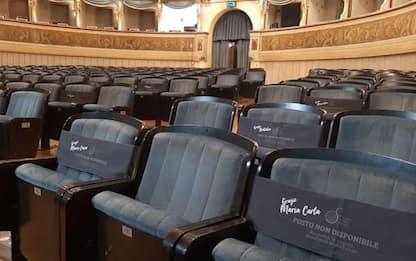Teatro Sociale riapre con un sold out e omaggio al pubblico