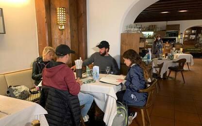 Covid: in Alto Adige al ristorante anche senza Corona-Pass