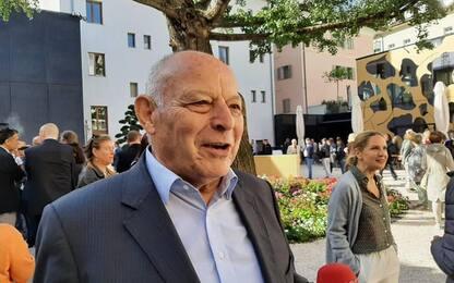 Alto Adige: 80 anni Durnwalder, 'sono un vecchio larice'