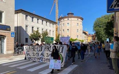 Cambiamenti climatici: Fridays for Future in corteo a Trento