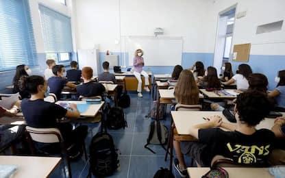 Scuola: in Trentino bando quadro per stabilizzare i docenti