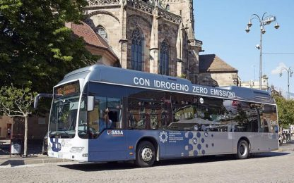 Green pass: saltate alcune corse bus a Bolzano