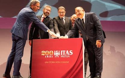Bicentenario Itas, lettera di saluto di Mattarella