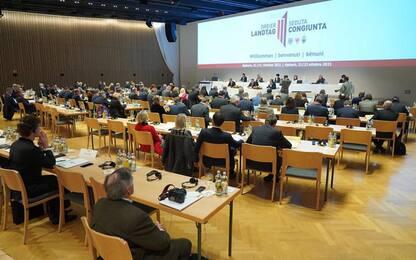 Seduta congiunta consigli Tirolo-Alto Adige e Trentino