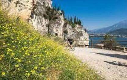 Sentiero Ponale, record di passaggi: 470.000 in sei mesi