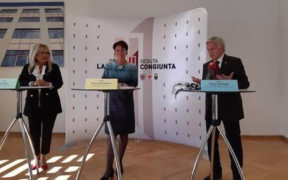Euregio: presidenti, dialogo non facile ma fruttuoso