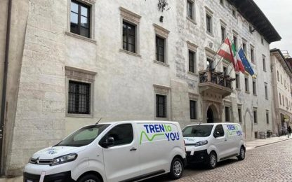 Trento, al via progetto 'TrenTo You', consegna ultimo miglio