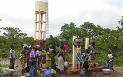 Gmm, otto nuovi forage per l'acqua potabile in Benin