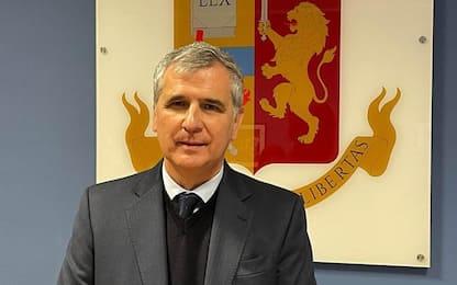Insediato il nuovo Questore di Bolzano Giancarlo Pallini