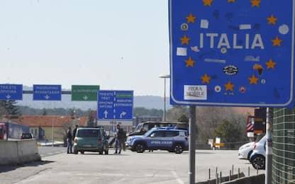 Migranti: oltre 70 migranti rintracciati a Trieste da ieri