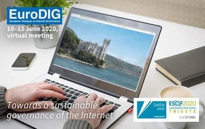 Al via EuroDIG, governance di Internet nel futuro post Covid