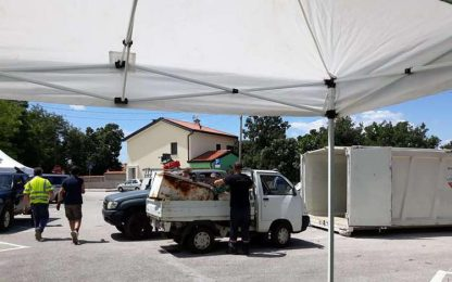Ambiente:Sabati Ecologici Basovizza,raccolte 14 ton. rifiuti