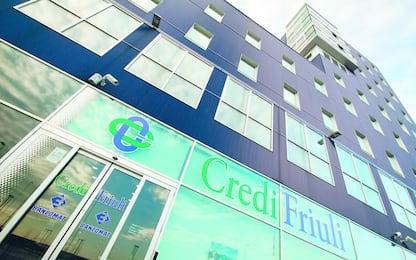 Banche: CrediFriuli,assemblea approva bilancio, 8,6mln utili