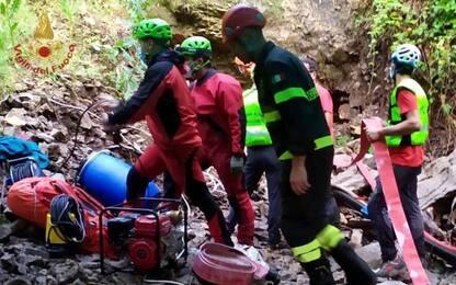Incidenti montagna:ruzzola per 200 metri,morto escursionista