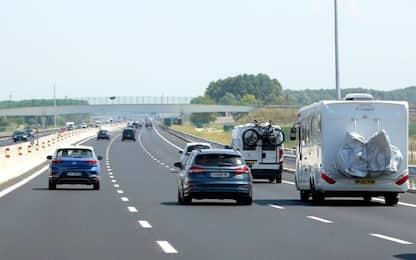 Estate: Autovie Venete, traffico intenso ma scorrevole