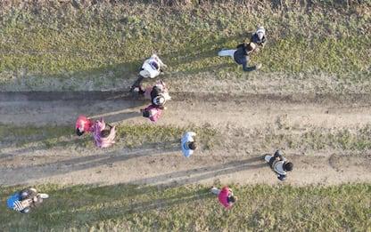 Migranti: rintracciati nuovi gruppi vicino a Udine