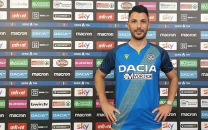 Calcio: Udinese; ingaggiato il centrocampista Arslan