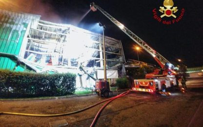 Incendi: Snua; ancora in corso operazioni spegnimento