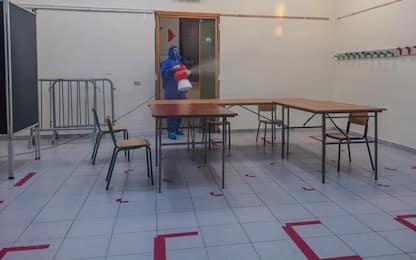 Coronavirus: positivo studente, isolati 8 prof e 18 ragazzi