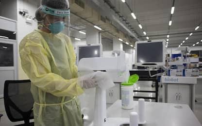Coronavirus:Autorità portuale, test a oltre mille lavoratori