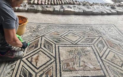 Archeologia: ritorna in vita Domus di Tito Macro ad Aquileia